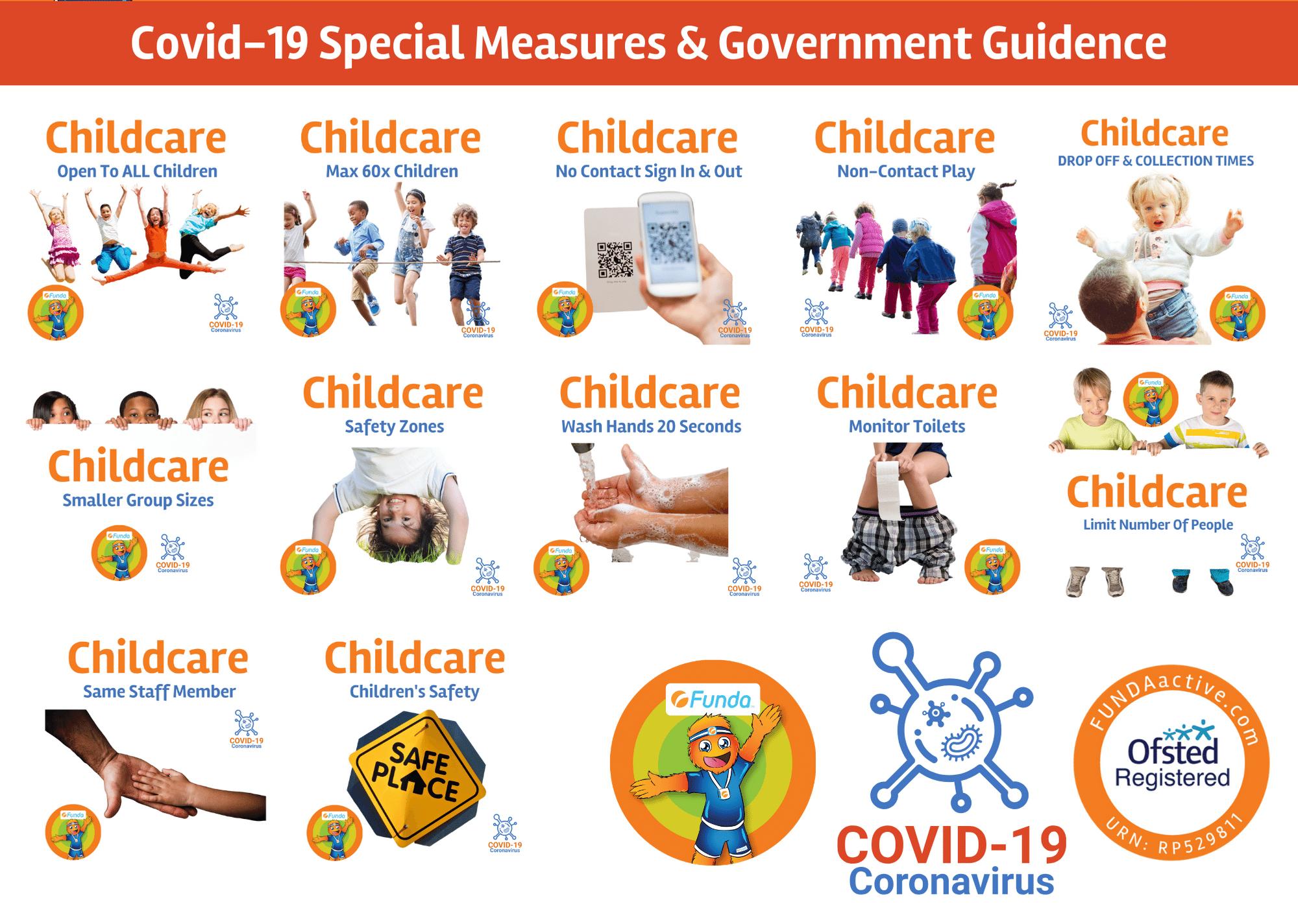 Covid-19 Childcare Measures FUNDA