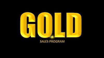 Gold Sales Program