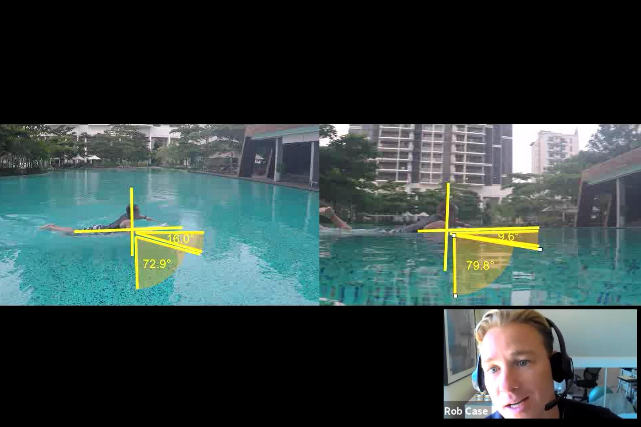 virtual paddling technique courses