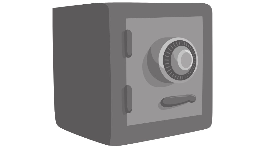 image of a safe for online locksmith course