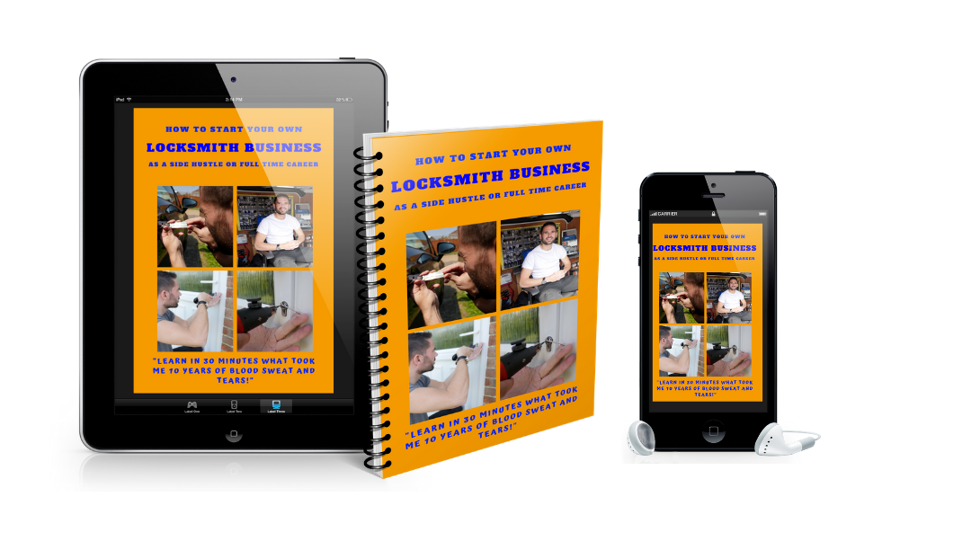 free e book for online locksmith course