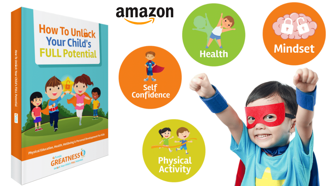 FUNDA Greatness Book On Amazon