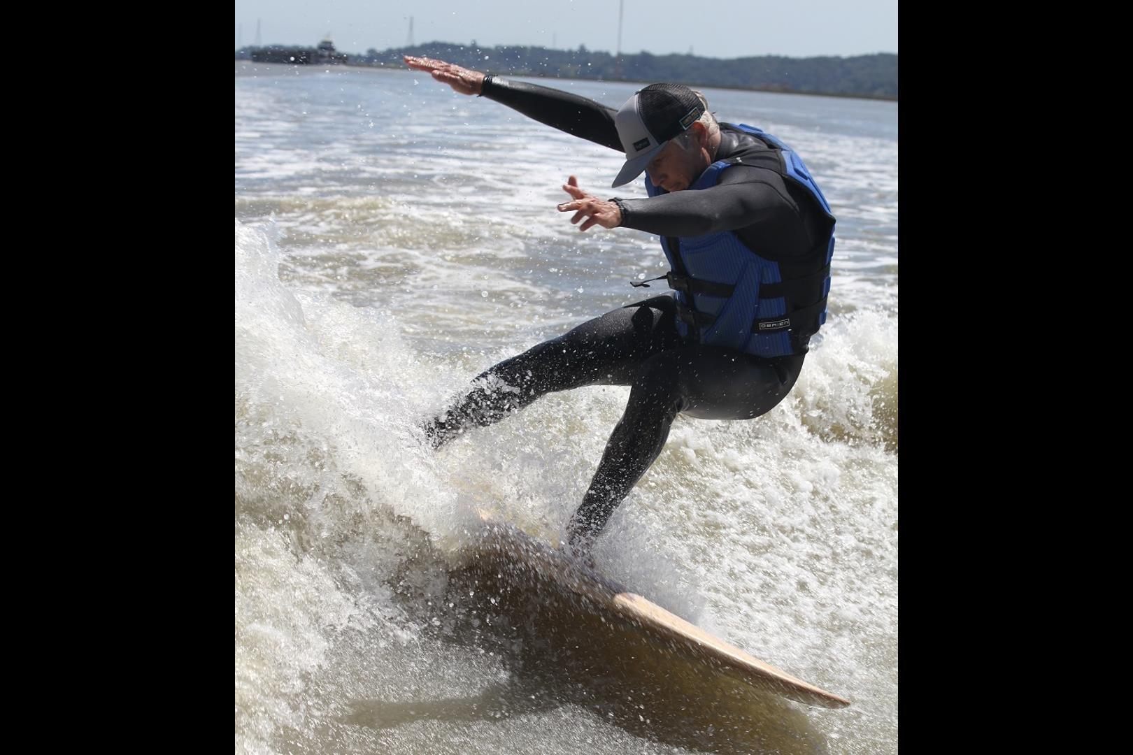 surf technique training cutback