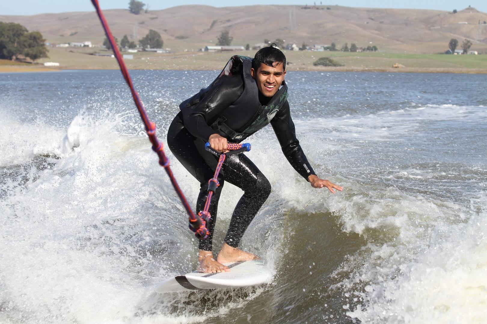 surf technique training utter joy
