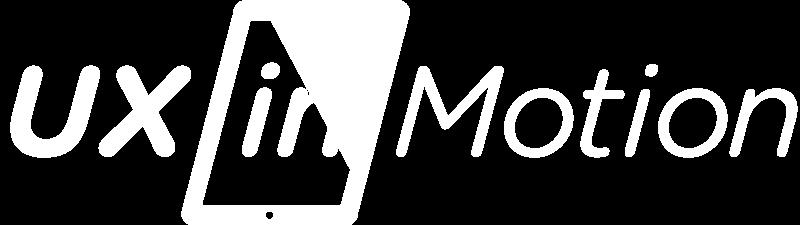 UX In Motion