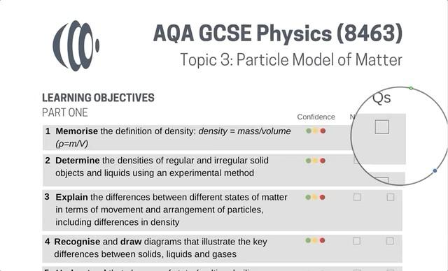 gcse and ib physics revision workbook