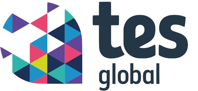 Times Education Supplement Logo Global