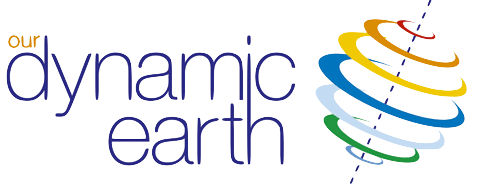Dynamic Earth Edinburgh Logo