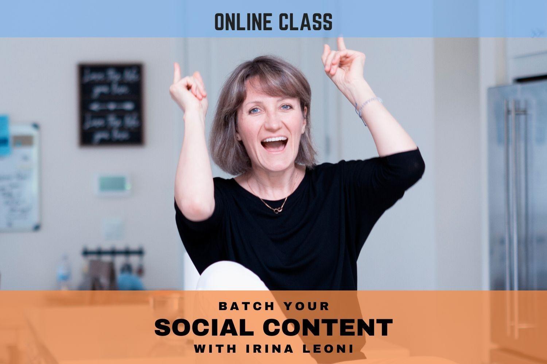 Content Batching Workshop