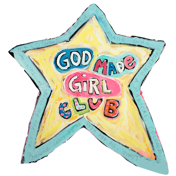 God Made Girl Club