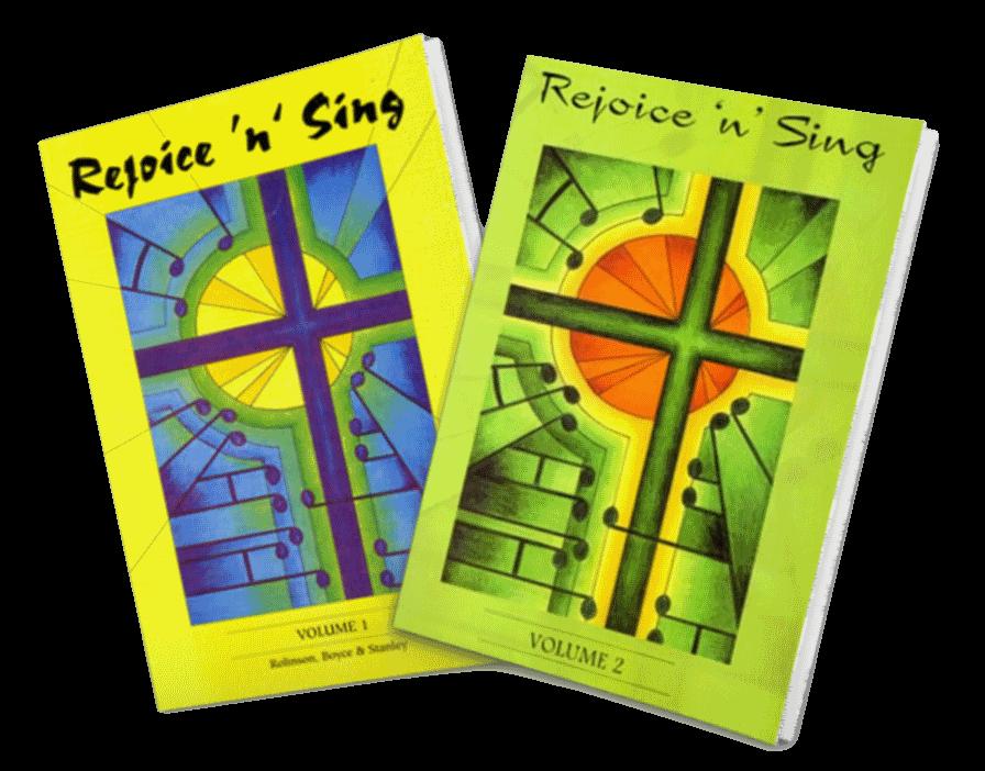 Rejoice 'n' Sing Vol 1 & 2