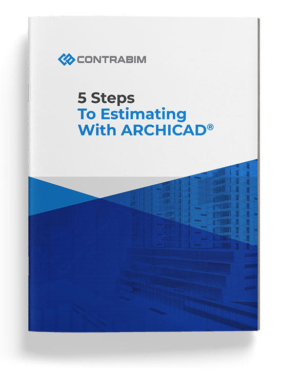 5 Steps to Estimating with ARCHICAD