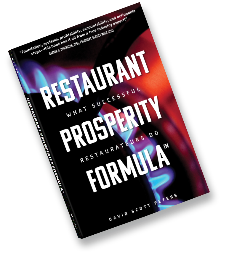 Restaurant Prosperity Formula Chapter One