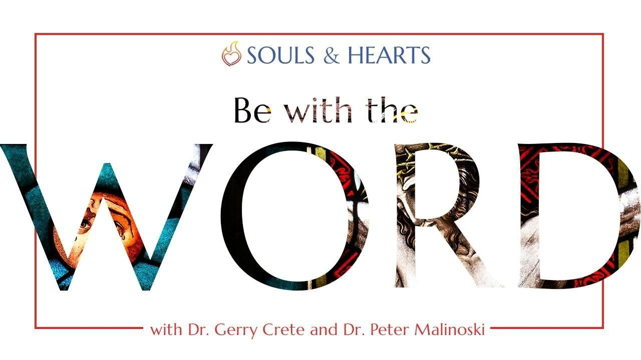 Be With the Word logo, psychology insights to Sunday Mass readings