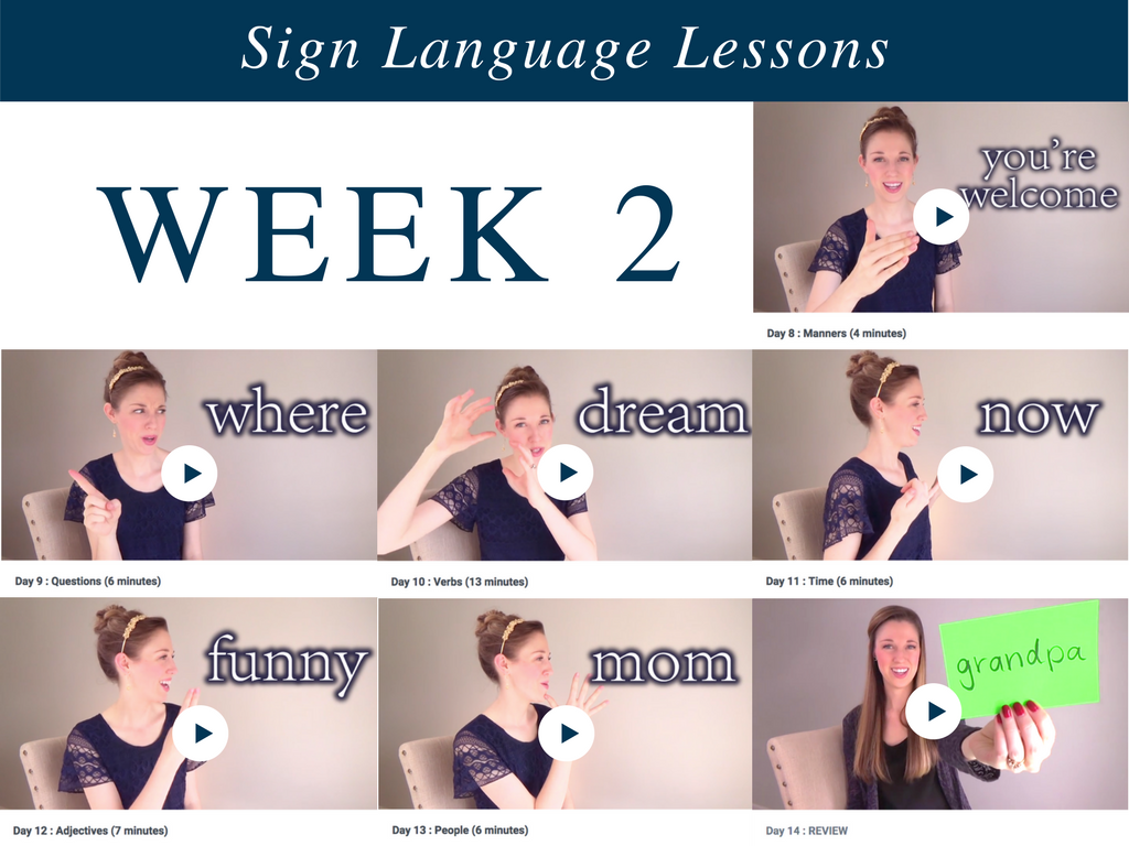 Want To Learn Sign Language Not Sure Where To Start