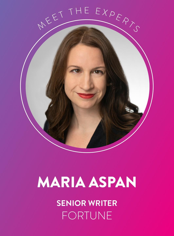 Maria Aspen Fortune Magazine
