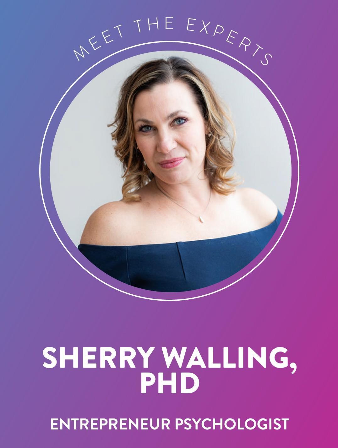 Dr. Sherry Walling, Entrepreneur Psychologist Zen Founder Podcast