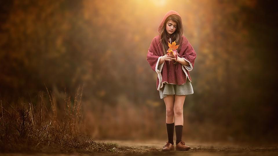 Autumn Photoshop Online Editing Tutorial