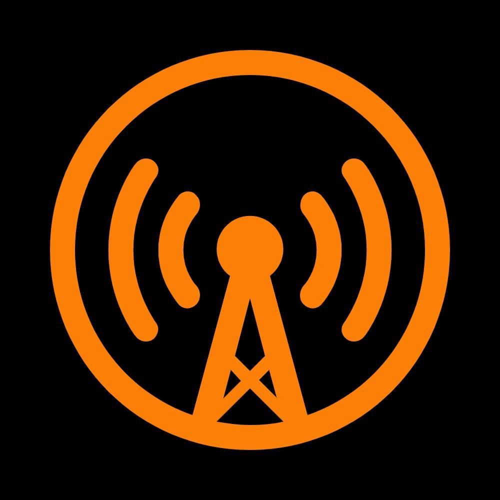 overcast podcast icon