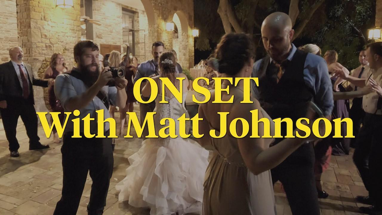 On Set With Matt Johnson