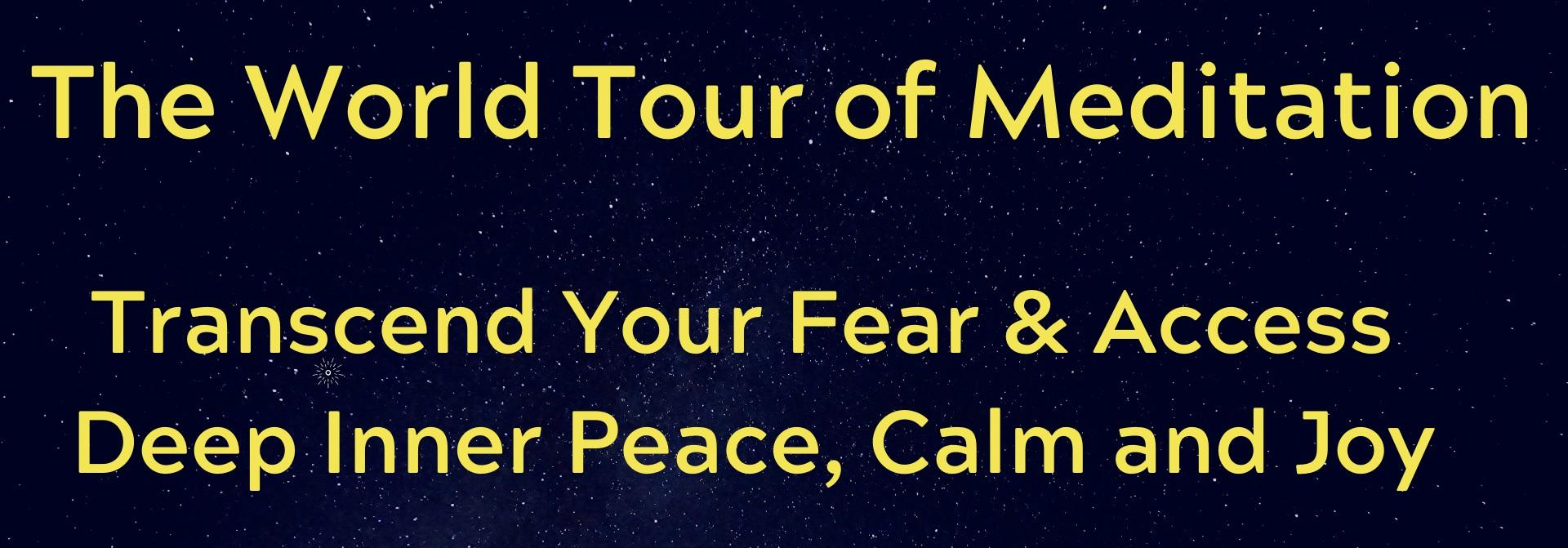 The World Tour of Meditation