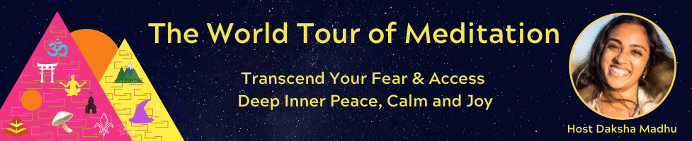 The World Tour of Meditation, Debunk Popular Myths So You Can Access Deep Inner Peace, Calm and Joy