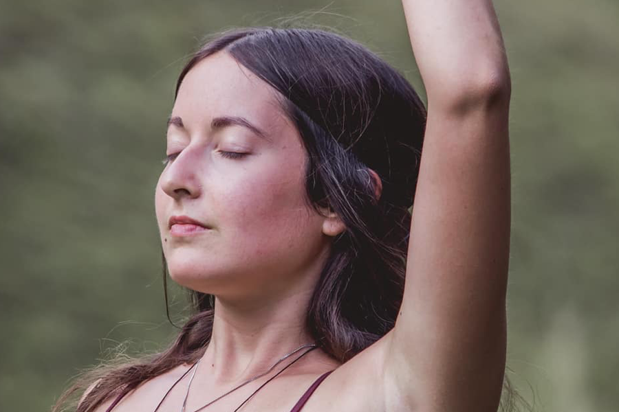 Sabrina , Yoni Yoga