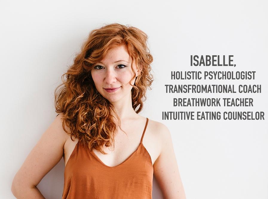 Isabelle Transformational coach