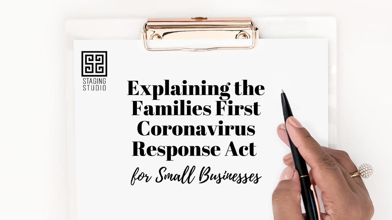 Explaining the Families First Coronavirus Response Act