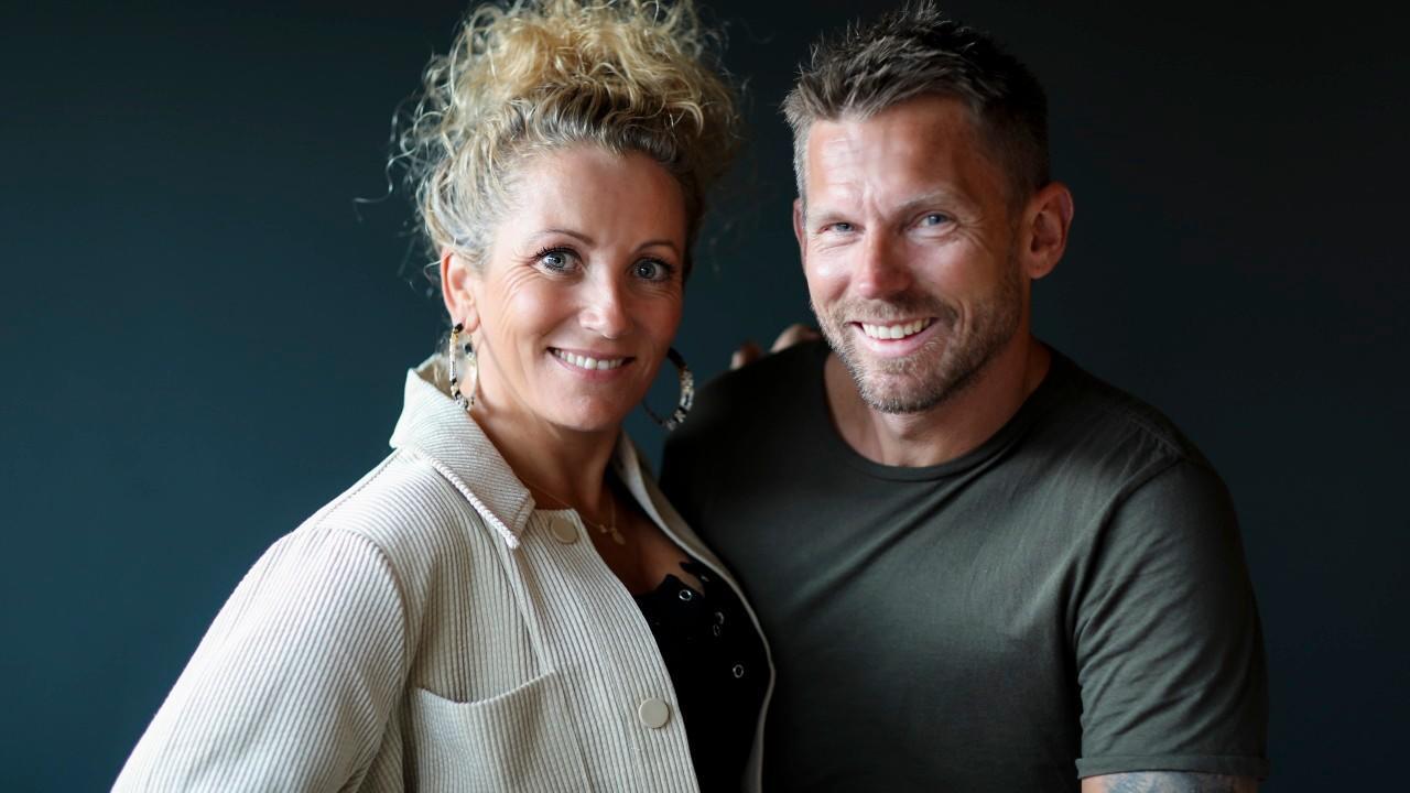 Bianca og Espen Simonsen