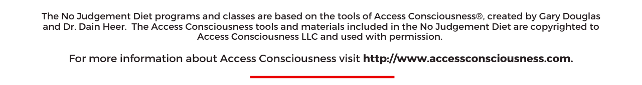 Access Consciousness©