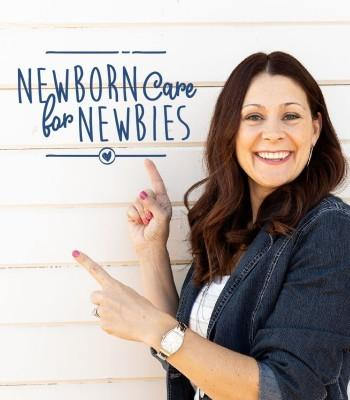 logo for Newborn Care for Newbies