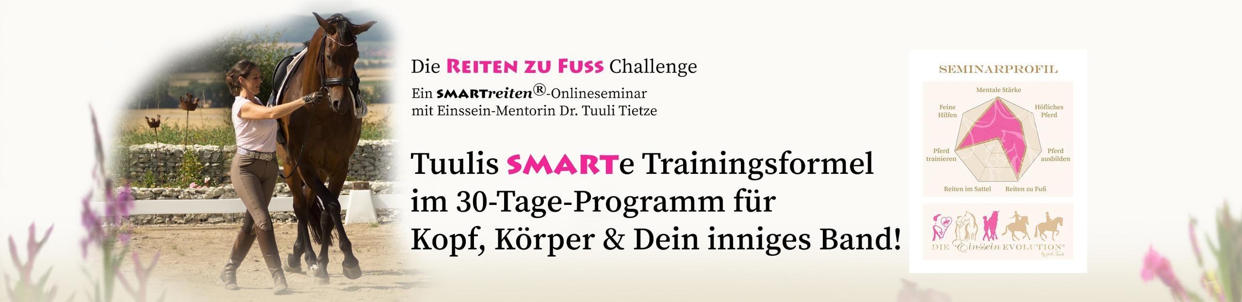 SMARTreiten by Tuuli – Dr. Tuuli Tietze