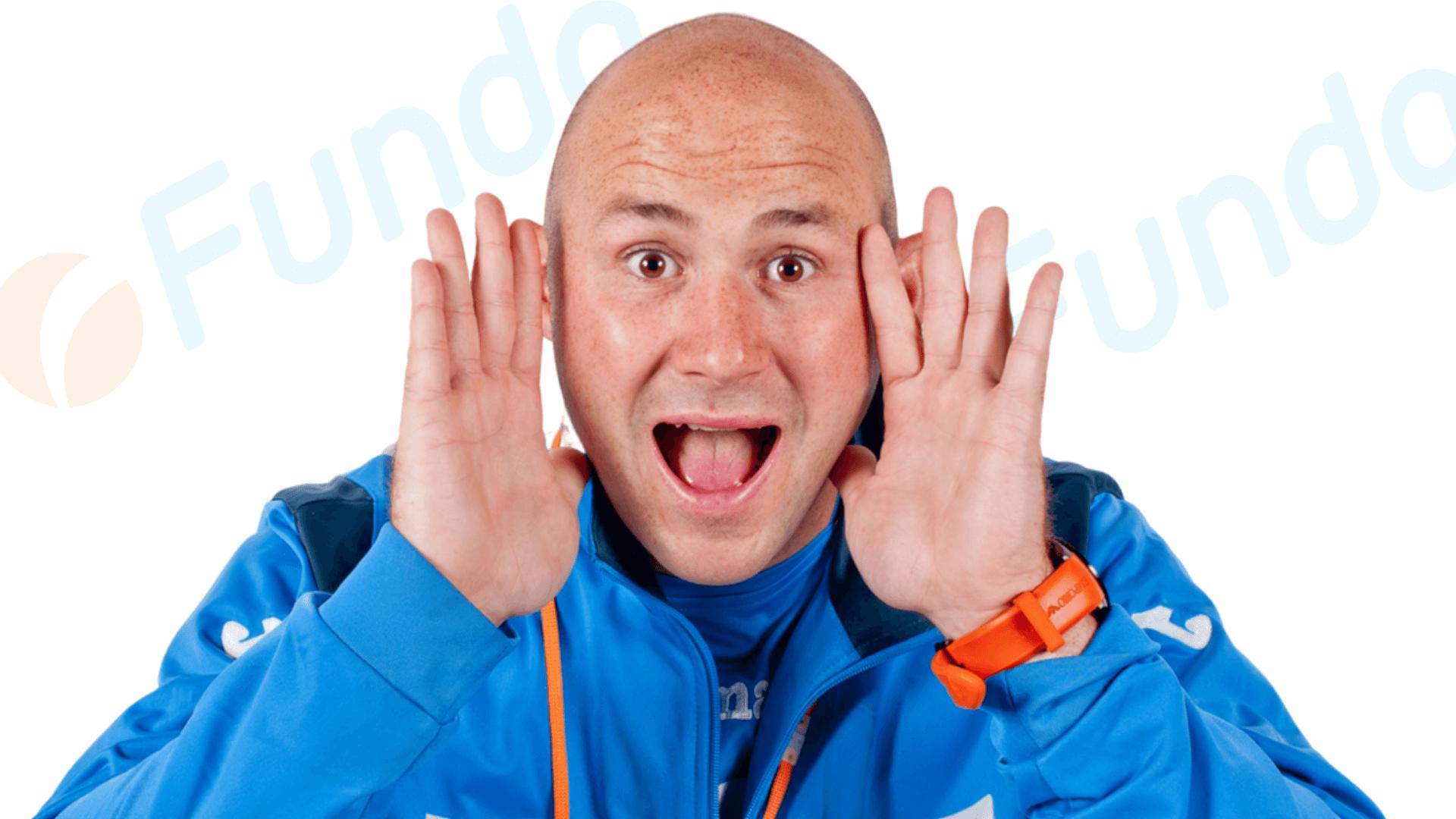 Kieran Fletcher The Founder Of FUNDA Active & Greatness