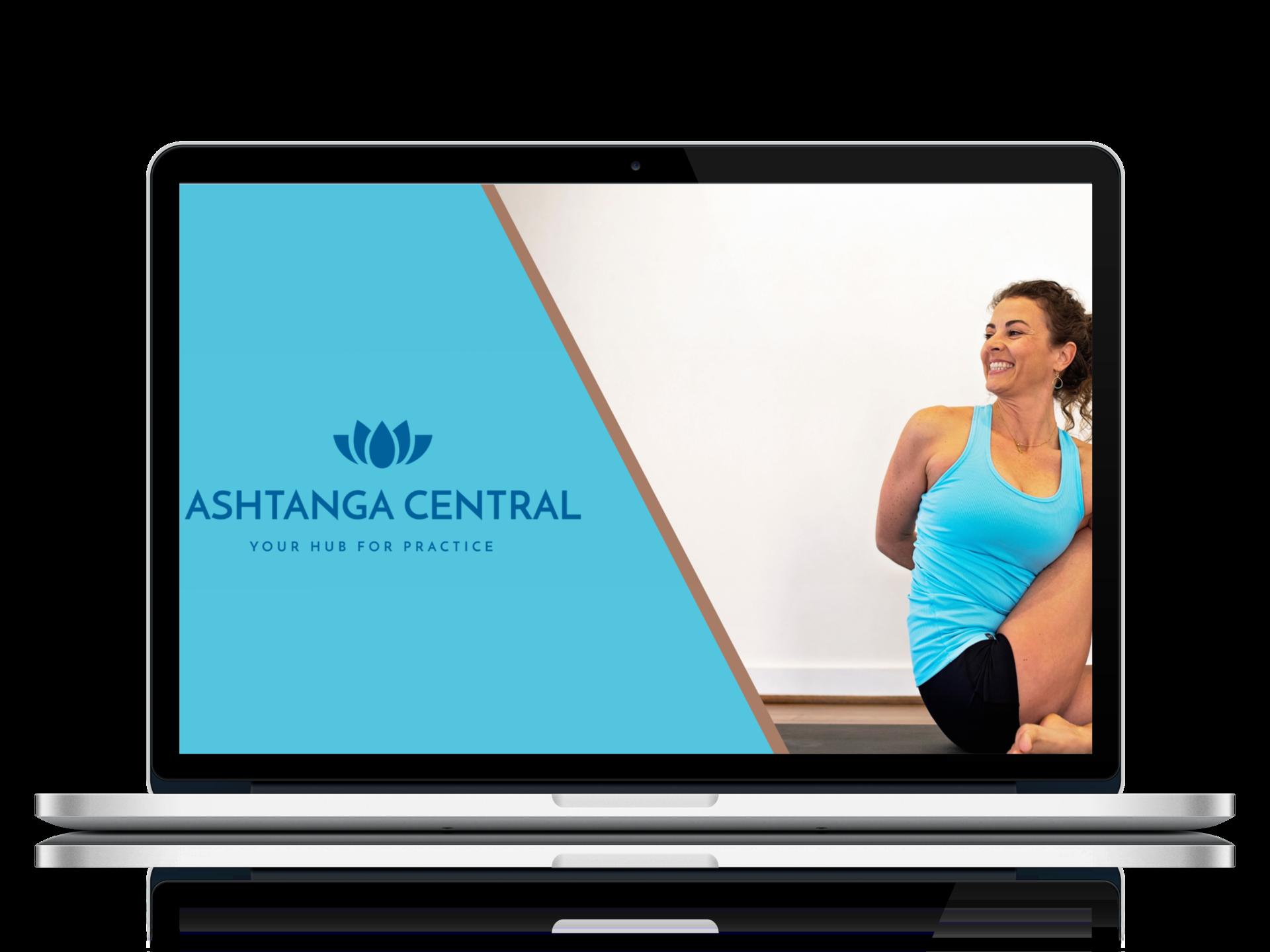 Ashtanga Central Exclusive Access