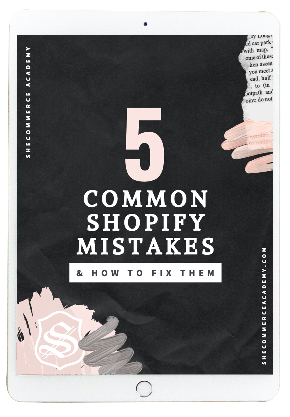 5 Common Shopify Mistakes