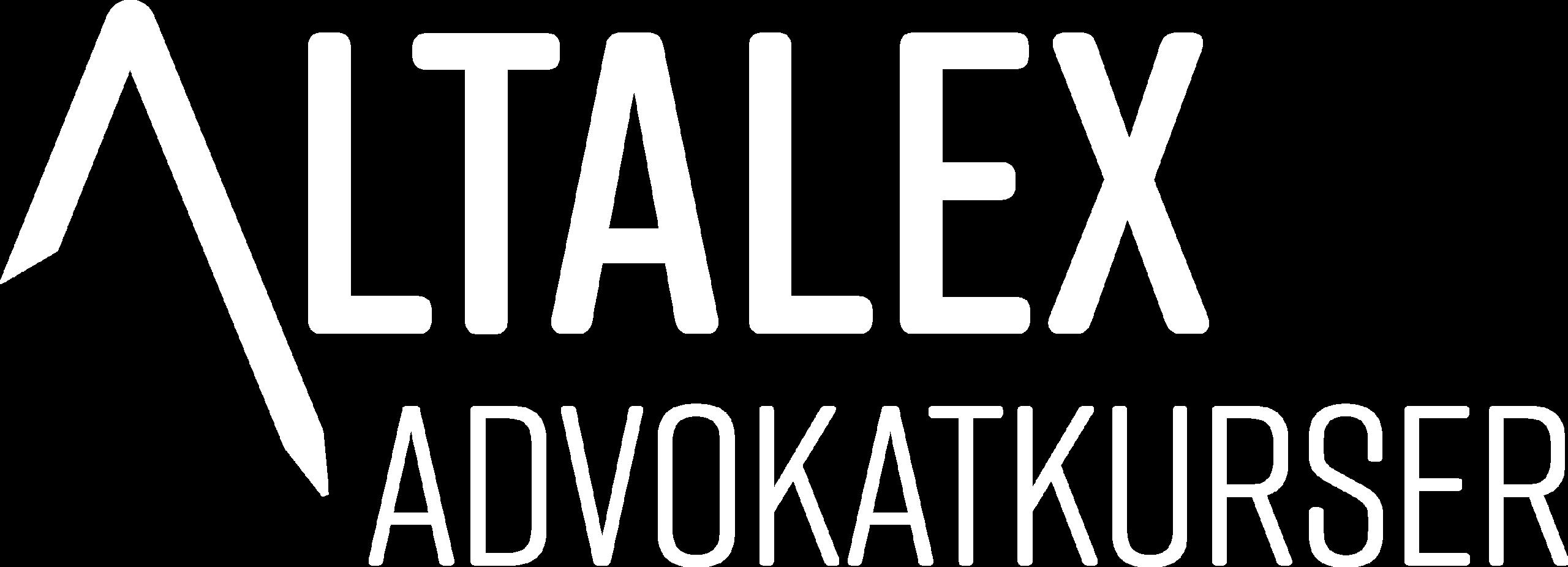 Altalex Advokatkurser