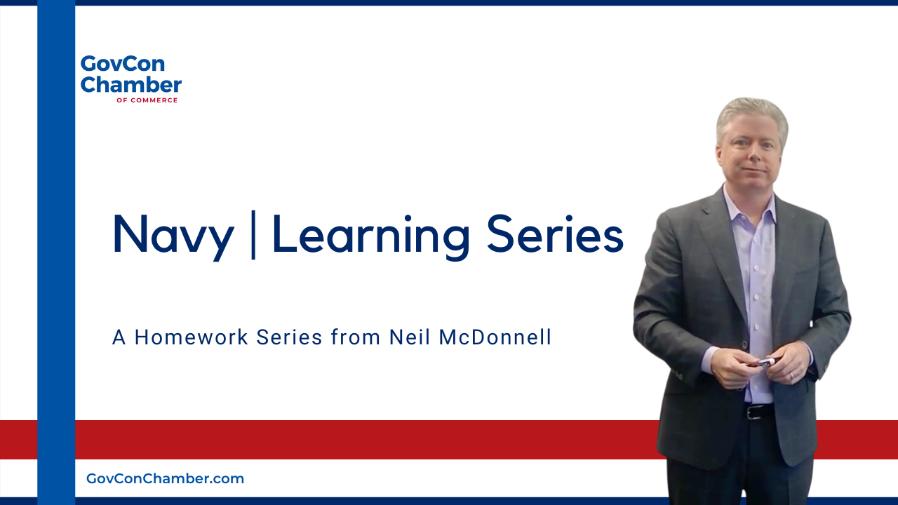 Navy Learning Series