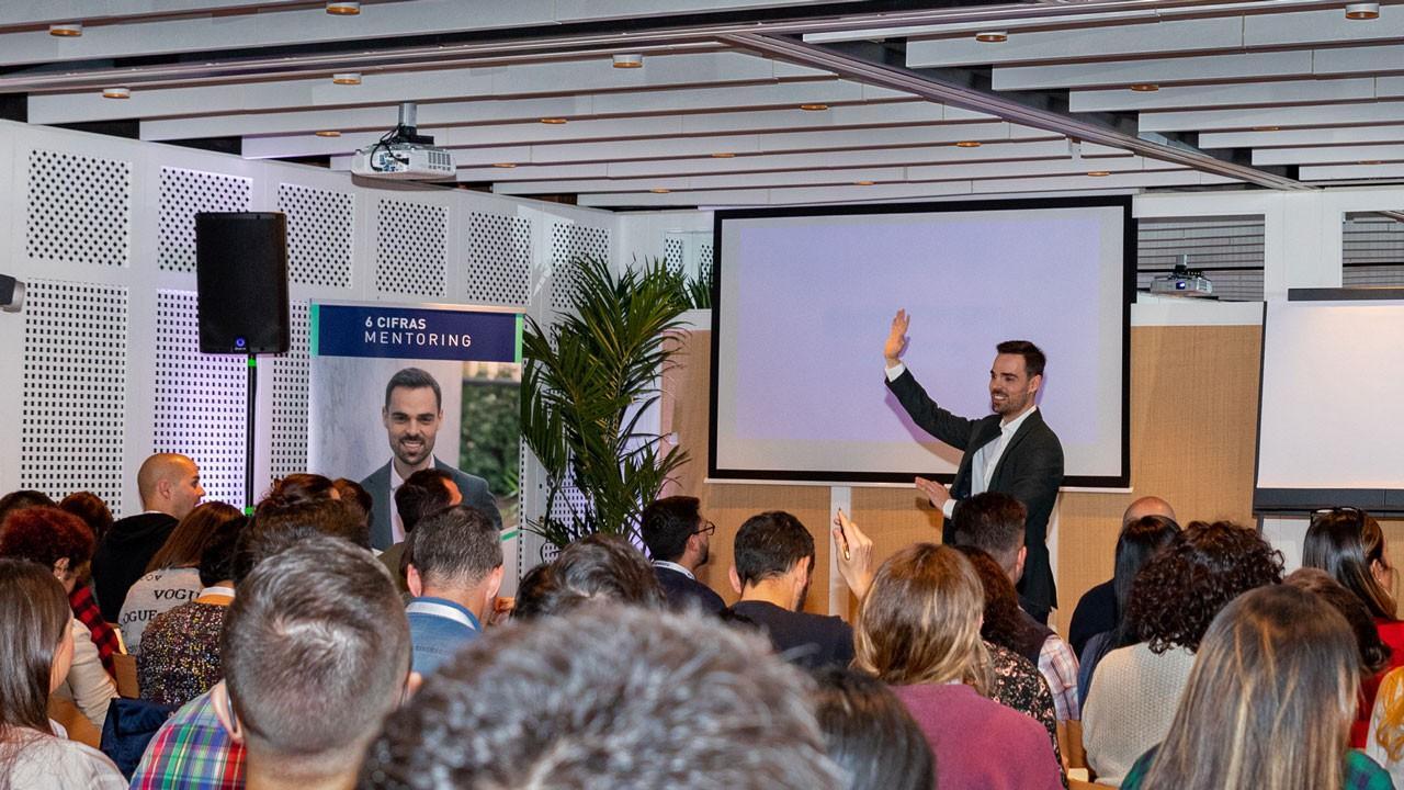 Conferencias y eventos en vivo