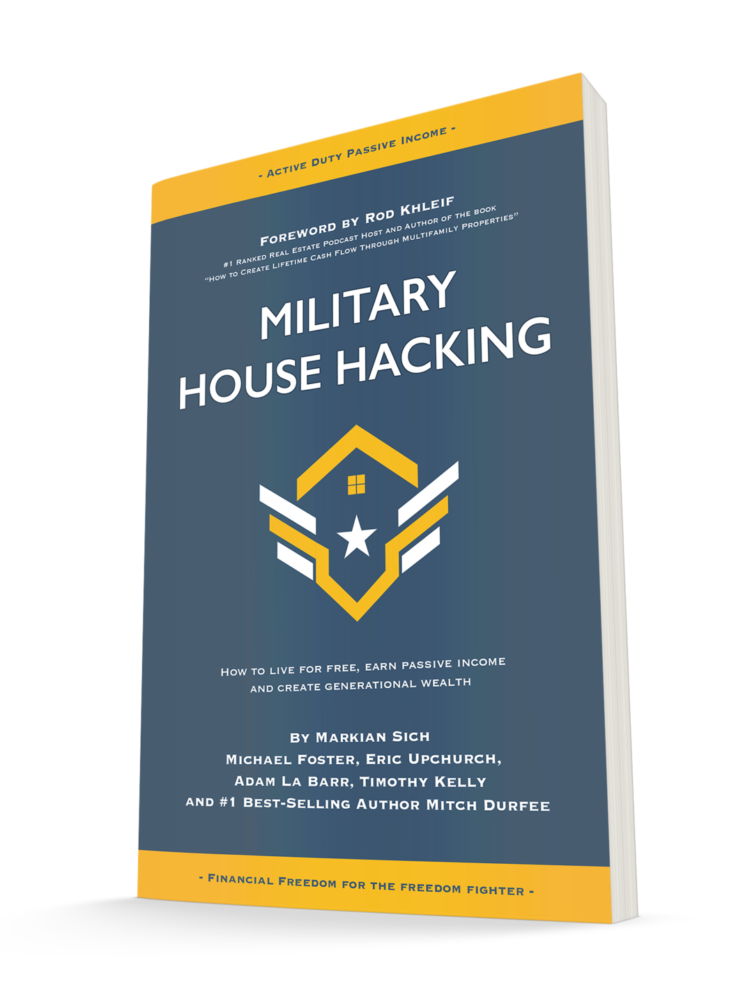 Military House Hacking Ebook