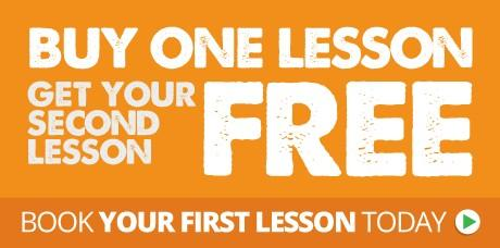 Buy 1 Get 1 Free Driving lessons