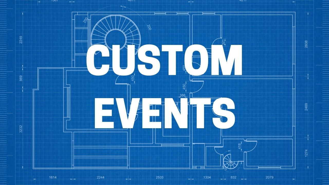 Alloy Solutions Custom Events