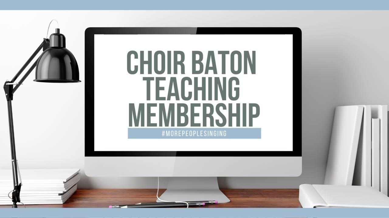 Teaching Choir Online