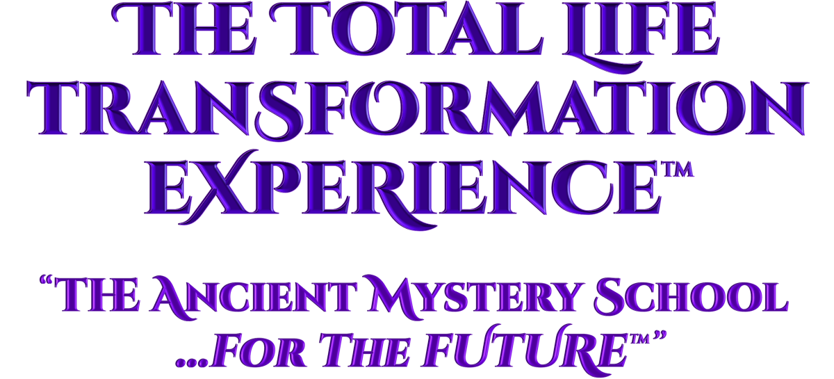 The Total Life Transformation Experience
