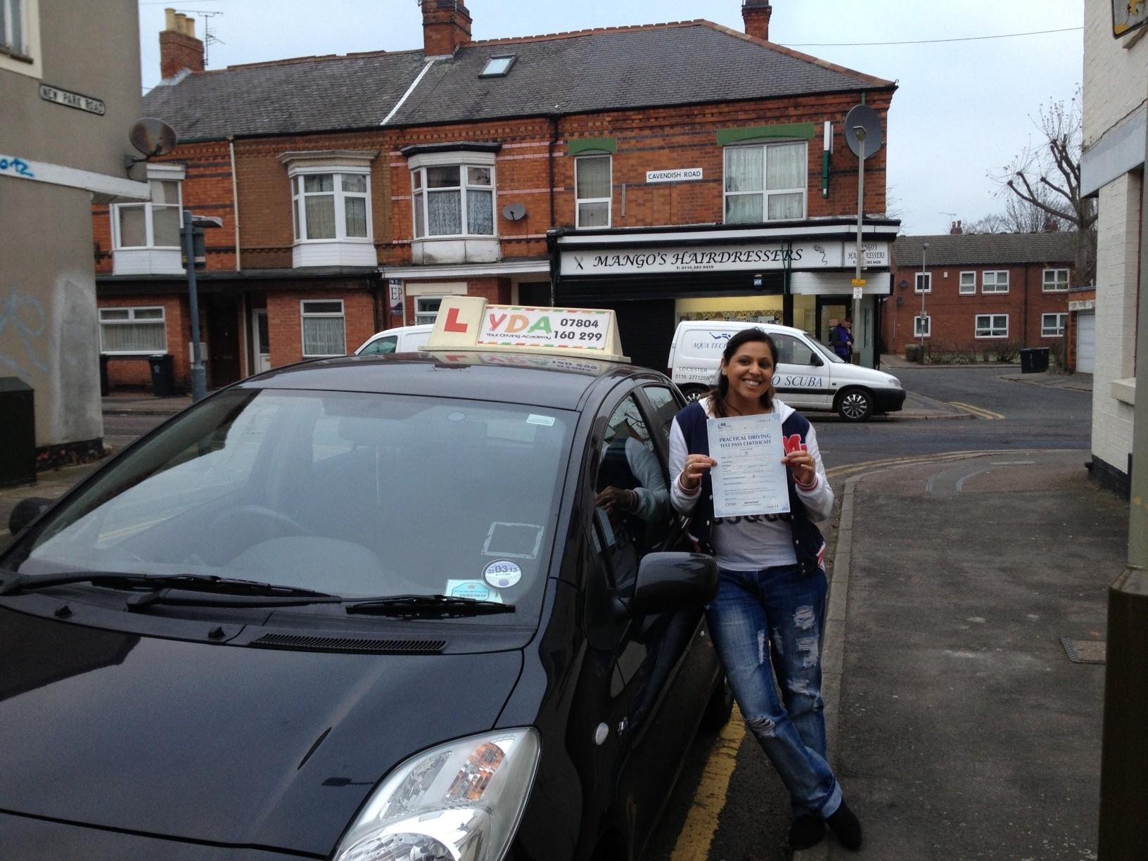 Driving Lessons Leicester - Ranjit Nagra