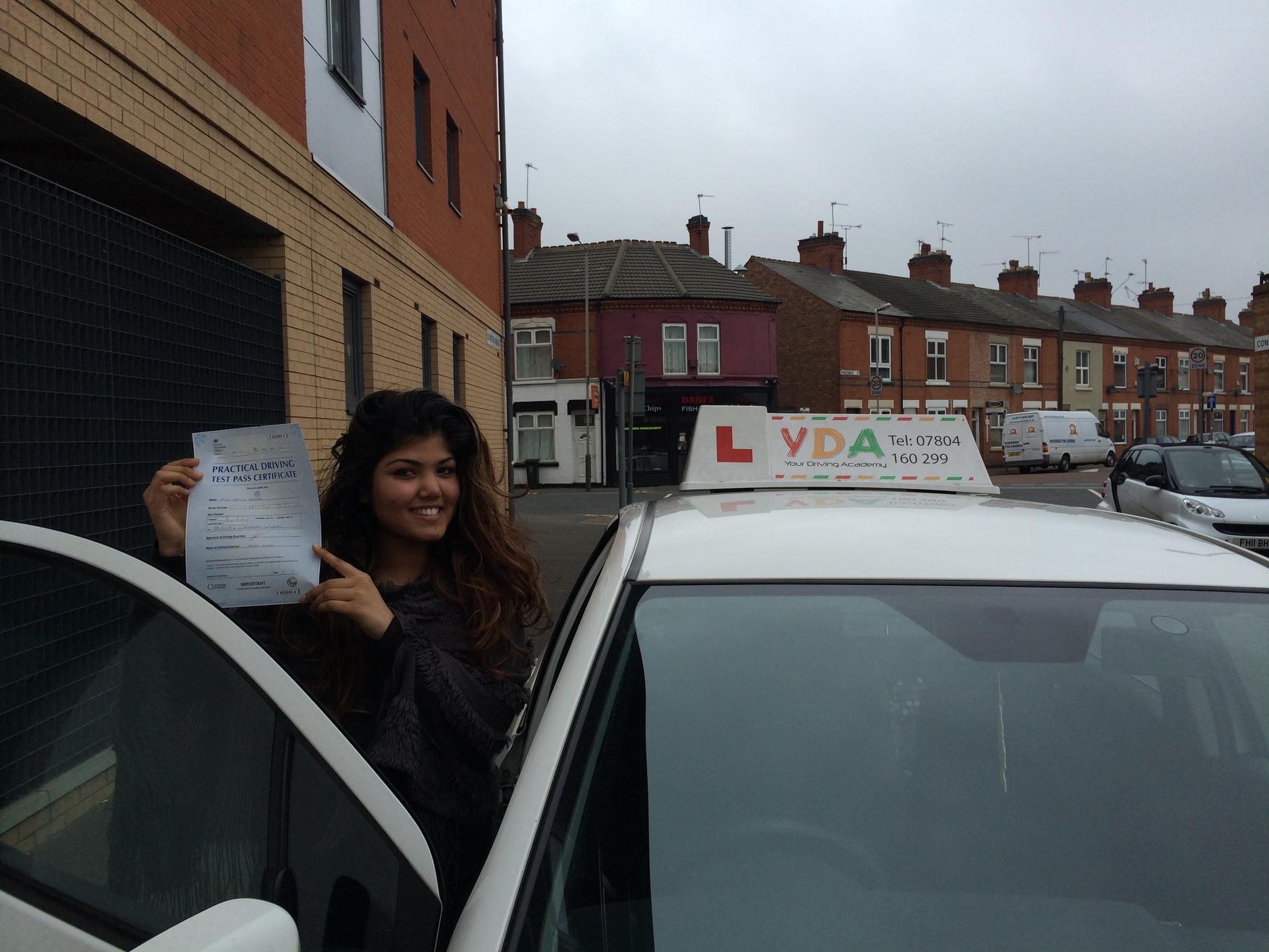 Driving Instructors Leicester - Shahin Mohamad