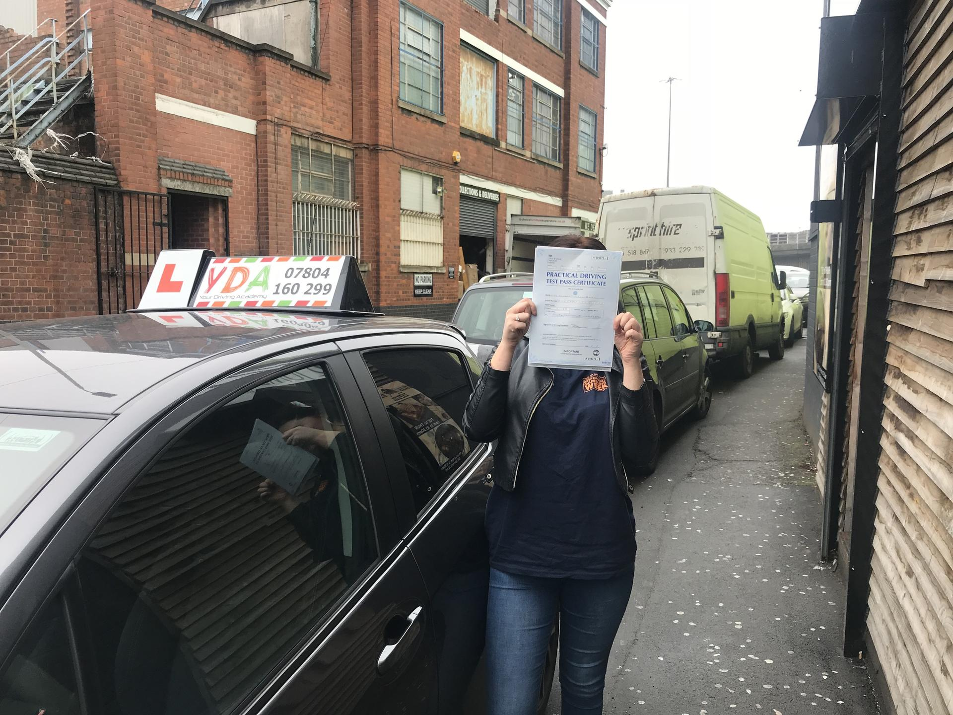 Driving Instructors Leicester - Georgia Boorne