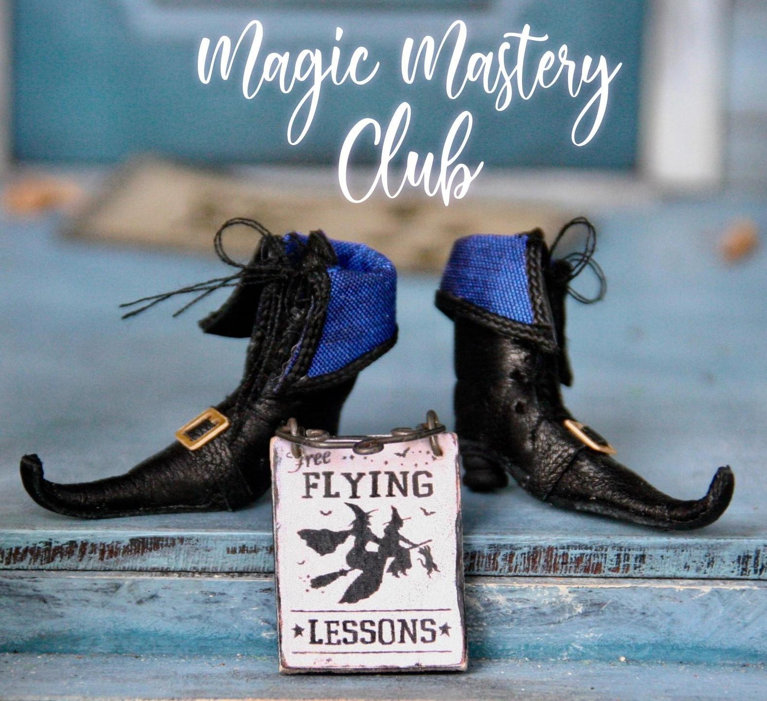 Magix Mastery Club