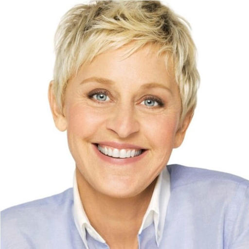 Stop smoking with Ellen DeGeneres