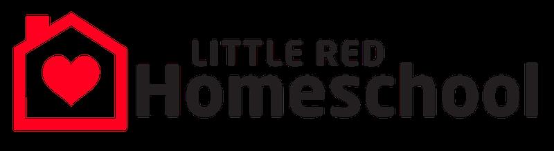 Little Red Homeschool Logo